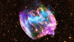 Fysiker har kommit fram till att svarta hål kanske kan producera neutriner.