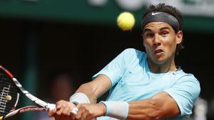Rafael Nadal, tennisspelare.