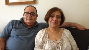 Athra och Muhanad al-Nawas har bott över 20 år i Finland.