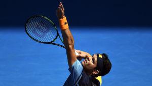 Milos Raonic i Australian Open.