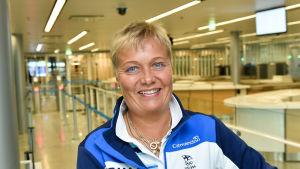 Satu Mäkelä vann ännu en stortävlingsmedalj när hon sköt hem EM-brons i Baku.