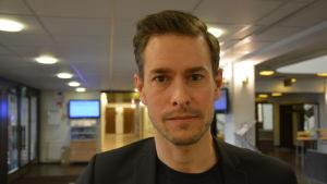 Kim Strandberg, forskare på Åbo Akademi i Vasa.