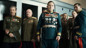 Bild från filmen The Death of Stalin