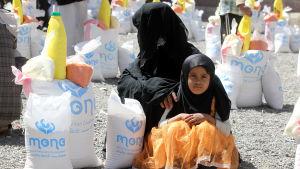 Hamnstaden Hodeidah är livsviktig för miljoner hungrande jemeniter