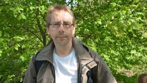 Fågelexperten Hans G Hästbacka