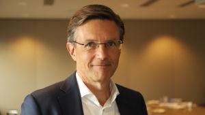 Jaakko Hirvola är vd för Teknologiindustrin