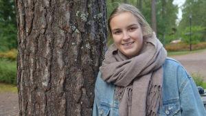 Kaisla Dahlqvist.