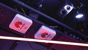 Huawei är en kinesiskt teknologijätte