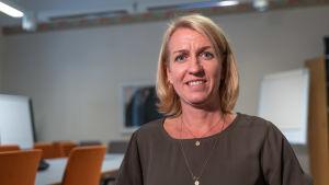 Susanna Grimm-Vikman är ordförande för läkemedelsprisnämnden.