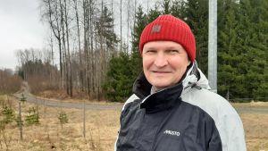 Dan Björn är direktör vid Vapos bränsleförsäljningsenhet. Företaget heter numera Neova.