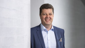 Stefan Björkman tillträder som Konstsamfundets vd hösten 2018.