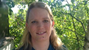 Emilia Carlsson, doktor i biokemi, gick arbetslös i 1,5 år.