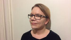 Marjukka Turunen är chef för juridiska avdelningen vid Folkpensionsanstalten.