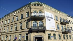 Bostadshus i Göteborg