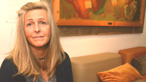 Ann Nordström.
