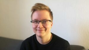 Sakris Kupila studerar medicin vid Läkis i Helsingfors. Hösten 2018.