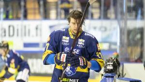 Mika Partanen spelar för Jukurit.