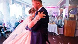 Bröllopsdans