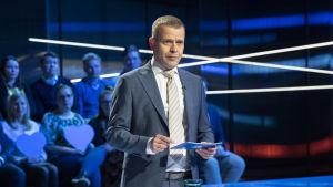 Petteri Orpo Ylen Vaalitentissä 26.03.2019 Studio 2 Yleisradio. Eduskuntavaalit 2019