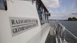 Rajavartiolaitoksen vene