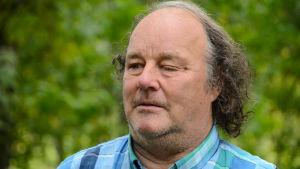 Naturvetaren Anders Albrecht