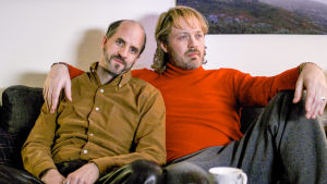 Tommy och Stisse i andra åkets andra säsong.