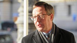 Näringsminister Mika Lintilä.