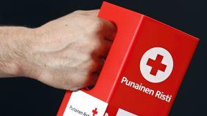 Röda Korsets insamlingsbörs