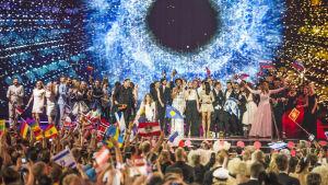 Eurovision laulukilpailun 2015 toinen semifinaali