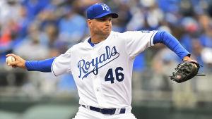 Ryan Madson, pitcher i Kansas City Royals.