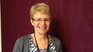 Leena Kämäräinen är chef för beredskapsenheten vid Finlands Röda Kors.