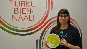 Maria Granlund, projektledare Aboa Vetus & Ars Nova