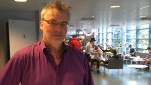 Historielärare Niklas Andersson