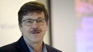 Professor Urho Kujala på Jyväskylä universitet.
