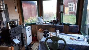 Kök i minihus