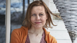 Runoilija Anja Erämaja