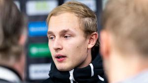 Kristian Vesalainen.