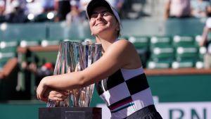 Bara 18-åriga Bianca Andreescu vann ärofylld tennisturnering.