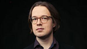 MOT:n toimittaja ja datajournalisti Ville Juutilainen
