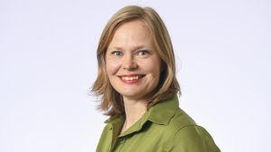 Kansanedustaja Hanna Kosonen, Suomen Keskusta.