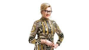 Elämäni Biisi -ohjelman juontaja Katja Ståhl