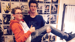 EMD-duon Andreas & Sebastian.