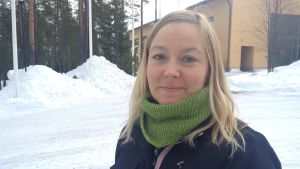 Anna-Pia Svarvar, Larsmo.