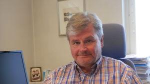 Advokat Christer Eriksson i Jakobstad
