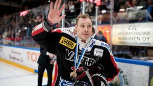 Juha-Pekka Hytönen.