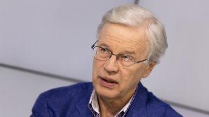 Bengt Holmström, vinnare av ekonomipriset till Alfred Nobels minne