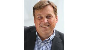 Bild av Tommy Mård som är chef för Svenska Yles medieproduktion fr.o.m. mitten av maj 2018.