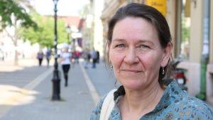 Svetlana menar att ett EU-inträde betyder en bättre ekonomisk framtid