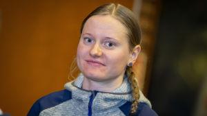 Johanna Matintalo, hösten 2018.