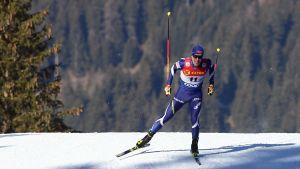 Ristomatti Hakola är sprintspecialist.